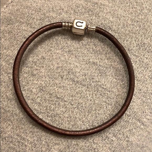 Chamilia bracelet (like pandora)